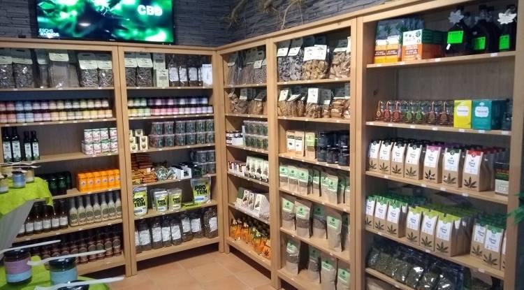 Rosenheimer Bioladen bietet Hanfprodukte und Beratung