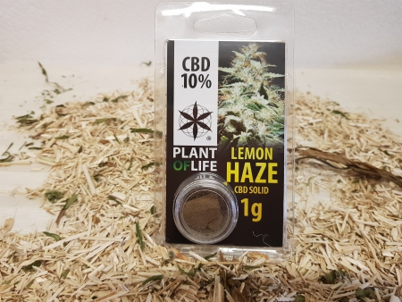 CBD 10 % Planet of Life Lemon Haze 1g