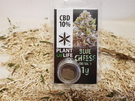 CBD 10 % Planet of Life Blue Cheese 1g