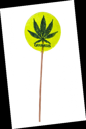 EUPHORIA GIGA CANNABIS LOLLIPOP 70g
