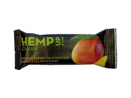 Hemp Up Riegel Mango und Sanddorn 48 g