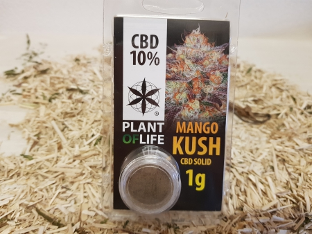 CBD 10 %  Planet of Life Mango  Kush 1g