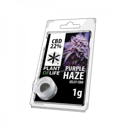 CBD 22% Planet of Life Purple Haze, 1 g