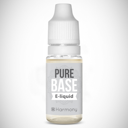 Harmony E-Liquid CBD Pure base, 10ml