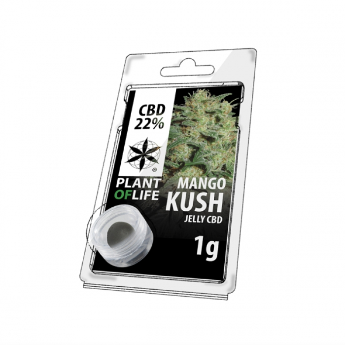 CBD 22% Planet of Life Mango Kush, 1g