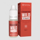 Harmony CBD E-Liquid Strawberry Wild, 10ml